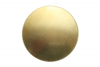 "Metal Discs -- Red Brass - 1/2"" (package of 10)"