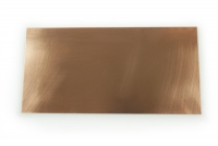 22 Gauge 0.025 Dead Soft Copper Sheet Metal - 6x6