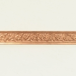 Daisy Chain Copper Pattern Wire - 3 Feet