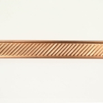 Wide Ribbon Copper Pattern Wire - 3 Feet