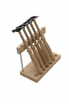 Wubbers Artisan's Mark 5 Pc Hammer Set W/Stand