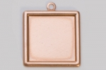 Metal Shapes - Copper Framed Square (PKG 6)