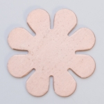 Metal Shapes - Copper 8 Petal Flower (PKG 6)