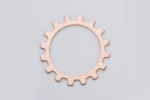 Metal Shapes - Copper Open Gear (PKG 6)