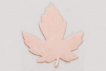 Metal Shapes - Copper Maple Leaf (PKG 6)
