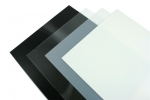 PolyShrink Sheets--8 Pack - Canvas White