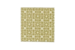 "Lillypilly - Gold Aztec - 3x3"" Sheet"