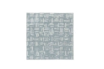 "Lillypilly - Silver Weave - 3x3"" Sheet"
