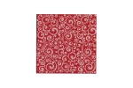 "Lillypilly - Rose Scroll - 3x3"" Sheet"