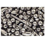 Stainless Steel Shot--Premium Jewelers' Mix - 2 Pounds