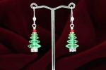Oh, Crystal Tree Earring Kit - Evergreen